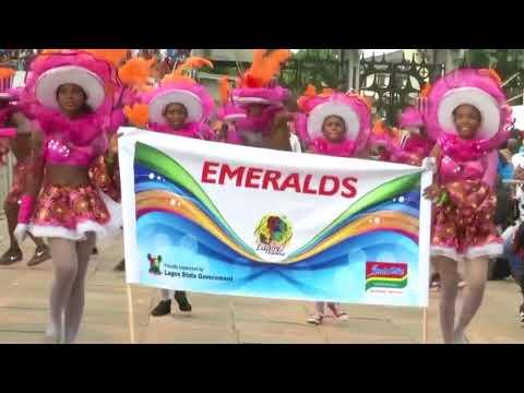 RAVE ART & CULTURE:  Lagos Carnival 2015