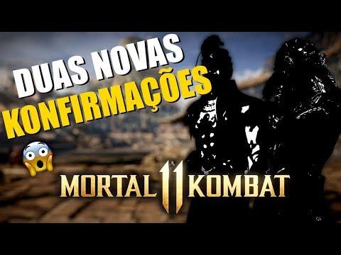 MORTAL KOMBAT 11: DUAS NOVAS REVELAÇÕES KONFIRMADAS!! thumbnail