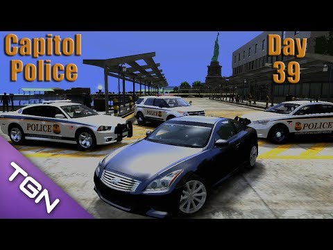 LCPDFR RC2 The Series Day 39 (Capitol Police)
