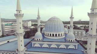 Dji phantom 3 adv - masjid sultan ahmad shah kuantan