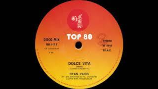 Ryan Paris - Dolce Vita (Vocal - Extended Version)