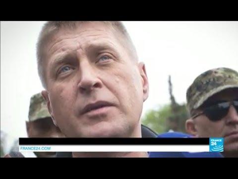 Ukraine : portrait de Viatcheslav Ponomarev, chef des séparatistes et maire de Slaviansk