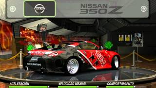 Repeat youtube video CUSTOM CARS(COCHES PERSONALIZADOS) CUSTOM VINYLS LINK DOWNLOAD.NFS UNDERGROUND2.mp4