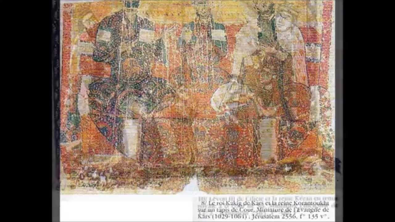 ARTS OF ARMENIAN RUGS (CARPETS) U0026 TEXTILES Հայկական   YouTube