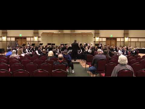 McLean High School Symphonic Band @ The Smoky Mountain Music Festival 2018