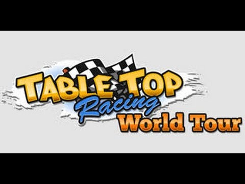 Table Top Racing World Tour First circuit 3 star