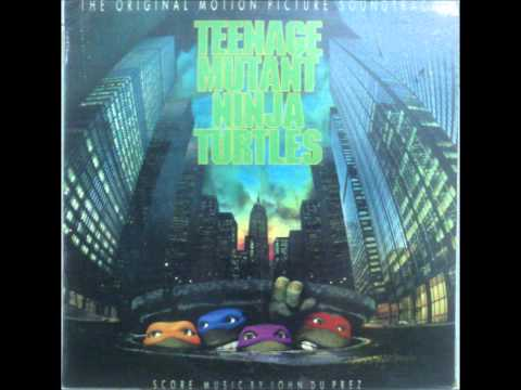 Teenage Mutant Ninja Turtles: The Original Motion Picture Soundtrack