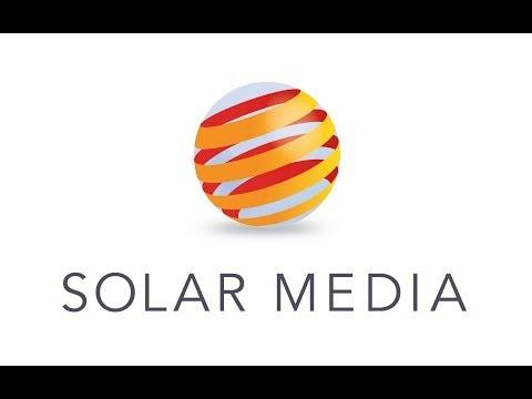 Solar Media Finance Event Promo