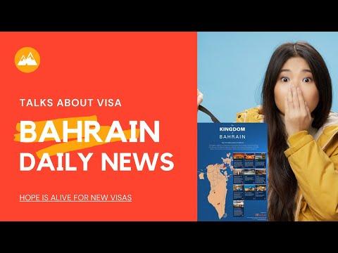 BAHRAIN DAILY NEWS 22 AUGUST #news #visa #bahrain #2022