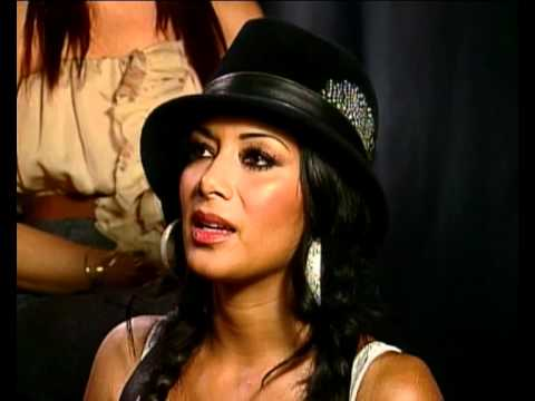 Pussycat Dolls interview Part 1
