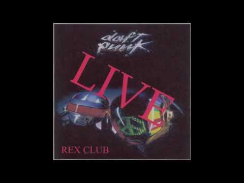 Daft Punk Revolution 909 Live Mix - What Was Sampled?