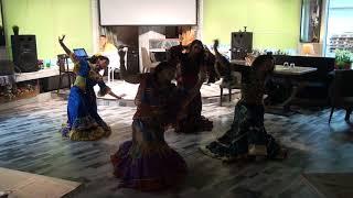 """Цыганский танец """"Распошел""""+""""Мохнатый шмель"""". Школа танцев """"Экспромт""""."""