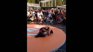 BEAUTIFUL Russian TWERK BOOTY DANCE Battle красивый тверк от красивой девушки