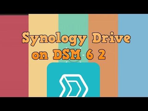 Synology Drive on DSM 6 2