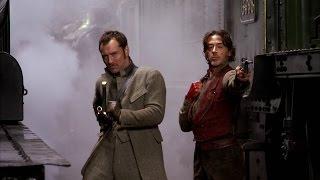 Шерлок Холмс и Доктор Ватсон: идеальная химия. Русская озвучка