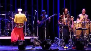 Ribab Fusion on tour in US Part1 الرباب وفنون المغرب تتألق في أمريكا