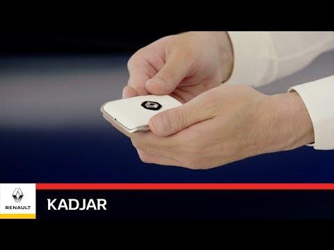 2019 original sélectionner pour officiel meilleur prix Nouveau Renault KADJAR – carte d'accès mains libres   Video ...
