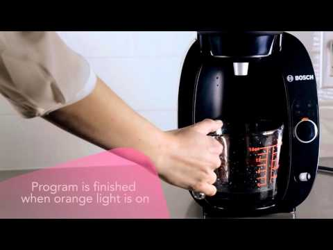 How To Descale A Tassimo Youtube