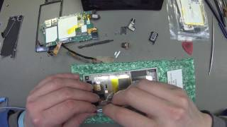 Sony Xperia Z5 Compact disassembly E5803