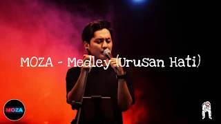 [923.15 KB] MOZA - Medley (urusan hati) | Lagu terbaru moza