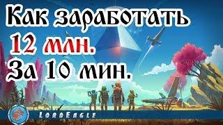 No man's sky| Полезный Гайд: Дополнительный способ заработка юнитов и нанитов