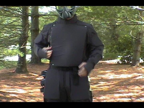 Paintball SWAT style Armor by Field Armor 866-Play-Ruf