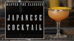 Master The Cassics: Japanese Cocktail