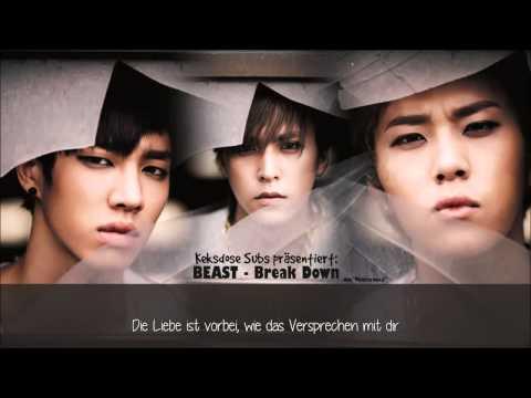 [HD] BEAST - Break Down [German Subs] mp3