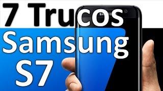 7 Trucos para Teléfonos Samsung Galaxy S7 que no conocías