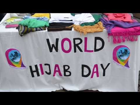 News - World Hijab Day, 1st February 2018 [URDU] - MTA International Sweden Studios