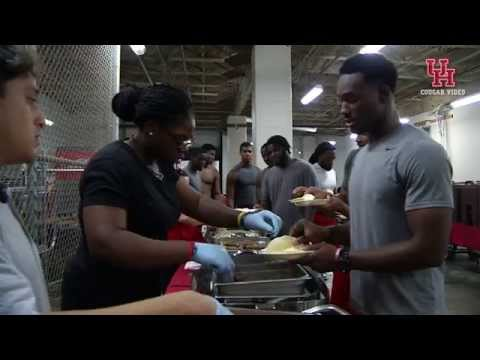 Houston Football Nutrition