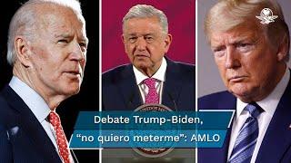 El Presidente Andrés Manuel López Obrador señaló que su gobierno será respetuoso de la Constitución y seguirá la política exterior de México de no intervención y autodeterminación de los pueblos