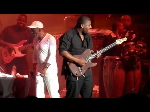 Maze ft Frankie Beverly 'The Golden Time Of Day' (LIVE) @ The Civic Center 01/04/14
