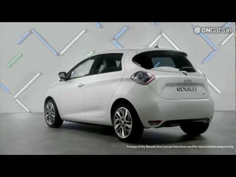 Renault developing an 800cc small car for India - YouTube