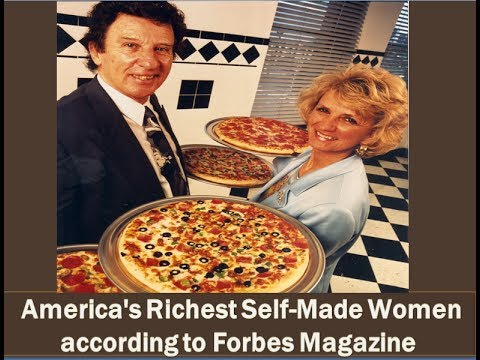 America's Richest Self Made Women according to Forbes Magazine