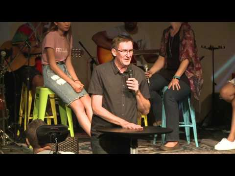 Pastor Phil & Lenore Camden share on Motor Neurone Disease and their faith Part 6