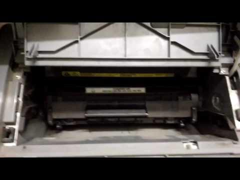 No Toner Cartridge Error on Canon LBP 2900 Printer