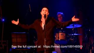 Marc Almond Live At The Playhouse Theatre, London, October 2016