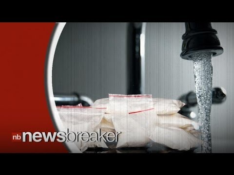 High Traces of Cocaine Found in Britain's Water Supply