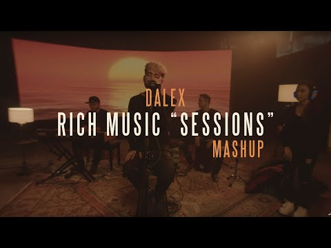 Dalex – Rich Music Sessions: Dalex Mashup Acústico (Video Oficial)