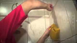 Правило укладки плитки в ванной комнате. Советы мастера(, 2015-02-09T09:10:51.000Z)