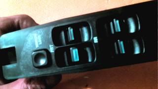 видео Блок управления стеклоподъемниками на Daewoo (Matiz и Nexia), схема подключения, ремонт и замена