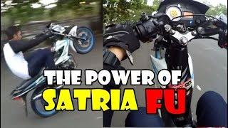 The Power Of Satria Fu Responsif Banget Ini Thailook Drag
