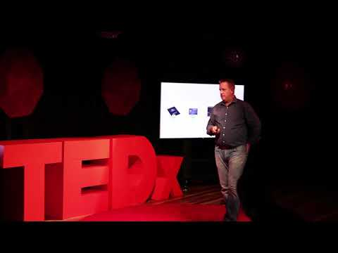 Creative Skills are Your Ticket to an Amazing World | Chris Boden | TEDxGlasshouseChristianCollege