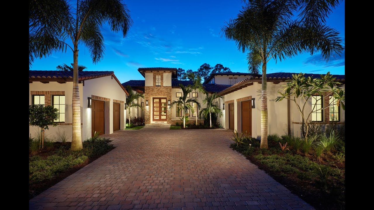 Mediterra: New Luxury Homes Naples, The Catalina COR9