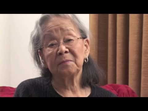 Hiroshima Atomic Bomb Survivor In Detroit