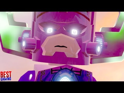 LEGO Marvel Super Heroes Walkthrough - The Good, the Bad, and the Hungry Guide