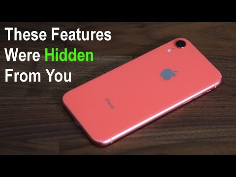 iPhone XR - 10 Real Hidden Components Exposed thumbnail