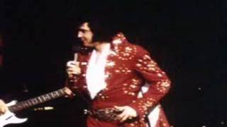Elvis Presley - Hound Dog (Live in Richmond, 1972)