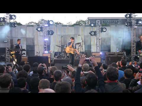Vampire Weekend live at WWDC